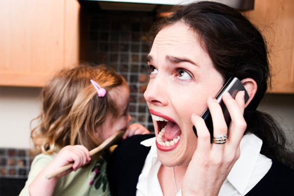 stressed-mother-in-kitchen